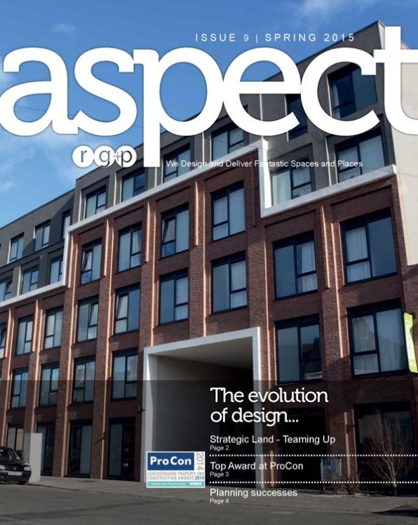 How we designed and launched a new magazine for rg+p architects…