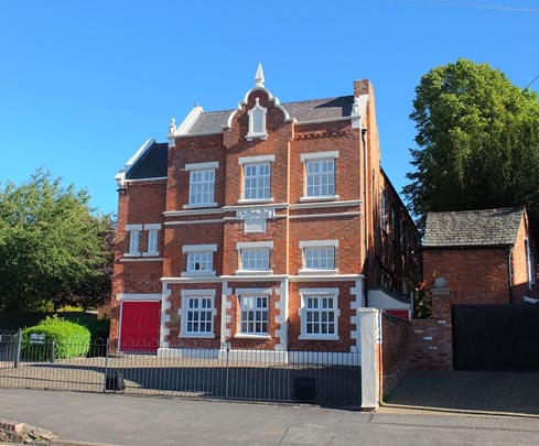 Oadby offices